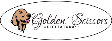 Golden' Scissors - Toelettatura